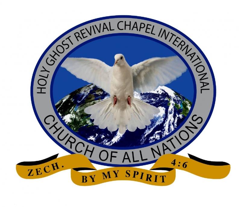 Holy Ghost Revival Chapel International Logo