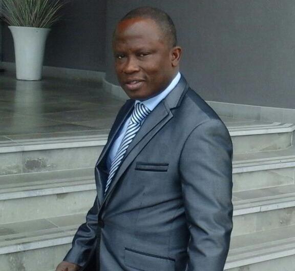 Rev Bob Andoh